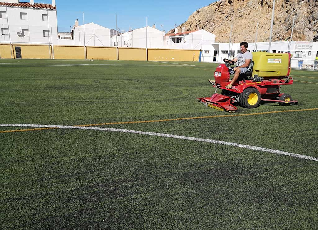 cesped artificial campo de futbol precios