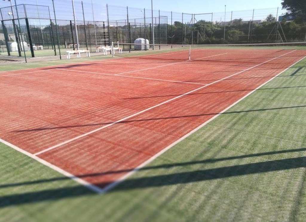 cesped artificial para pista de tenis